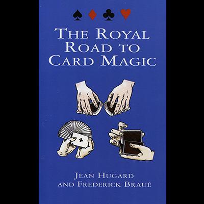 Royal road to Card magic book
