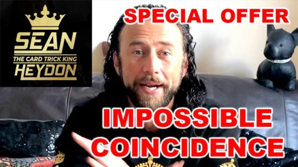 Impossible Coincidence Sean Haydon